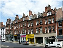 SK5640 : 70-82 Derby Road, Nottingham by Alan Murray-Rust