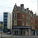 SK5640 : 126-128 Derby Road, Nottingham by Alan Murray-Rust