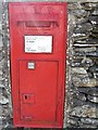 NY3603 : Victorian letter box by Michael Dibb