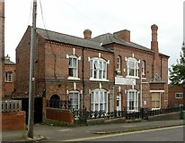 SK5640 : St Mary's House, Raleigh Street, Nottingham by Alan Murray-Rust