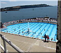 SX4753 : Grade II Listed Tinside Lido, Plymouth by Jaggery