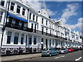 SX4753 : First floor balconies, Grand Parade, Plymouth by Jaggery