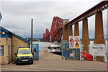NT1378 : The Forth Bridge by Oast House Archive