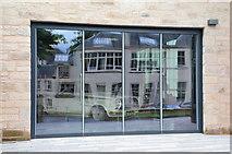 NT7853 : Cars on display, Jim Clark Motorsport Museum, Duns by Jim Barton