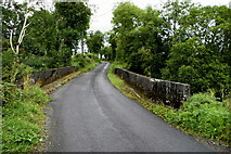 H2974 : Carrickaness Bridge along Bradan Road by Kenneth  Allen