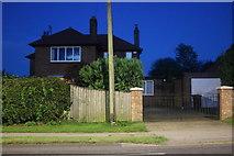 TA1080 : House on Muston Road, Filey by David Howard