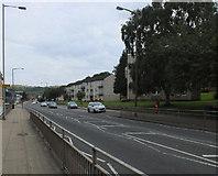 SE1437 : Saltaire Road, Shipley by habiloid