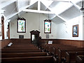 SD6392 : St Gregory's church, Vale of Lune - interior by Stephen Craven