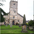 SD6178 : St Mary, Kirkby Lonsdale by Stephen Craven