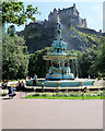 NT2473 : The Ross Fountain by David Dixon