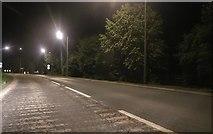 TA1247 : Bridlington Road, Brandesburton by David Howard