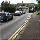 ST3090 : On-street parking, Pillmawr Road, Malpas, Newport by Jaggery