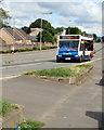 ST3090 : Stagecoach bus, Malpas Road, Newport by Jaggery