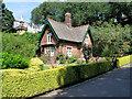 NT2573 : Princes Street Gardens, The Gardener's Lodge (Great Aunt Lizzie's) by David Dixon