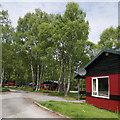 NH5138 : Kiltarlity Lodges by Craig Wallace