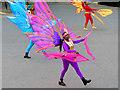 NT2573 : Royal Edinburgh Military Tattoo: Colourful Dancers from Trinidad and Tobago by David Dixon