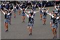 NT2573 : Royal Edinburgh Military Tattoo: Scottish Dancers on the Castle Esplanade by David Dixon