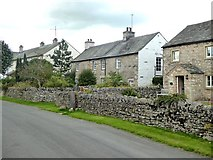 NY6713 : Houses at Great Asby by Oliver Dixon