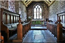 NY2039 : Torpenhow, St. Michael's Church: The chancel by Michael Garlick