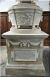 TF6120 : Monument to Sir Benjamin Keene, St. Nicholas, King's Lynn by Jonathan Thacker