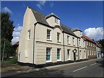 TF6120 : Houses in St. Ann's Street, King's Lynn by Jonathan Thacker