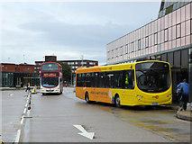 SD8010 : Bury Interchange by David Dixon