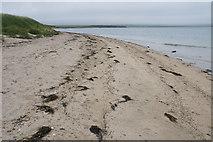 ND4798 : Sandy beach on Glimps Holm by Bill Boaden
