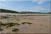 NU2422 : Southern end of Embleton Beach by DS Pugh