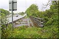 TL1796 : Bridge taking Nene Parkway over local urban road by Phil Richards