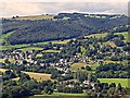SK2578 : Looking over Grindleford by Graham Hogg