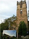NT9928 : St. Mary's Church, Wooler by Darrin Antrobus