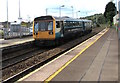 ST1597 : Southbound train leaving Pengam station by Jaggery
