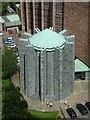 SP3379 : Chapel of Unity, Coventry Cathedral by Philip Halling