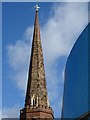 SP3378 : The spire of Christchurch by Philip Halling