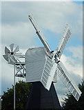 TQ2372 : Wimbledon Windmill by Stephen McKay