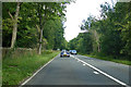 SP4220 : A44 heading north by Robin Webster