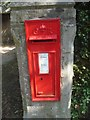 SH6874 : King George V post box, Llanfairfechan by Meirion