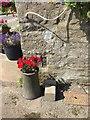 ND3251 : Corner of Haster, Smithy , OSBM Flush Bracket 11958 on corner by thejackrustles