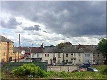 SU1585 : Station Road, Swindon by Alan Hughes