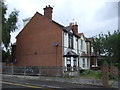 SJ9219 : Houses on Mosspit (A449), Stafford by JThomas