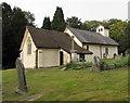 SO3001 : St Michael's church, Llanfihangel Pontymoel by Jaggery