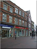 SJ9223 : Post Office on Greengate Street, Stafford by JThomas
