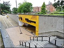 SO9198 : Molineux Subway by Gordon Griffiths