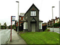 SE2535 : Field Funeral Services, Raynville Road, Bramley by Stephen Craven