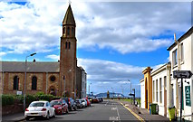 NS2059 : Bath Street, Largs, North Ayrshire by Mark S