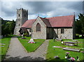 SJ2634 : Church of St Mary the Virgin, Selattyn by Humphrey Bolton