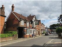 TQ1649 : The Cricketers Inn, Dorking by Malc McDonald