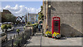 ST4938 : Telephone call box, Glastonbury by Rossographer