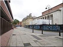 SO9198 : Civic Refurbish by Gordon Griffiths