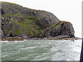 SN3760 : Carreg Draenog, on the Pembrokeshire coast near New Quay by Gareth James